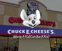 Be Unique Clients - Chucke Cheeses