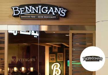 Be Unique Client - Bennigan's