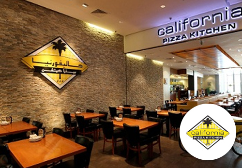 Be Unique Client in Dubai - California Pizza Kitchen
