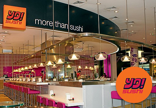 Be Unique Client in Dubai - YO! Sushi